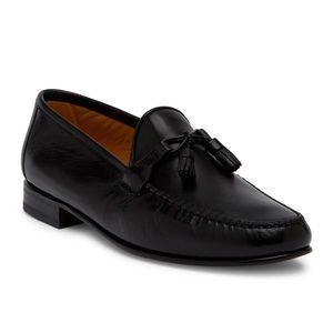 Allen Edmonds Urbino Italian leather tassel loafer